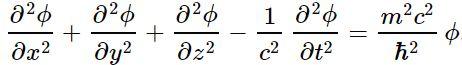dispersion equation